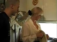 Duo Tape Julia White German Mother Son Fodendo