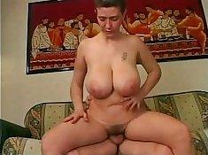 Busty Japanese Amateur Fucks Her Husband