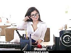 Tina vs Boss Matt Falcon