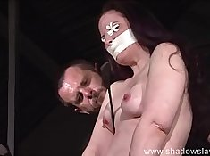 Filthy BoysJaney Helps Double Threat Dominate Slave Man