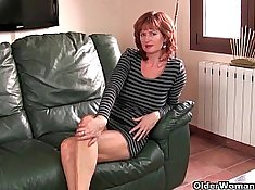 Petite mom with big Whore